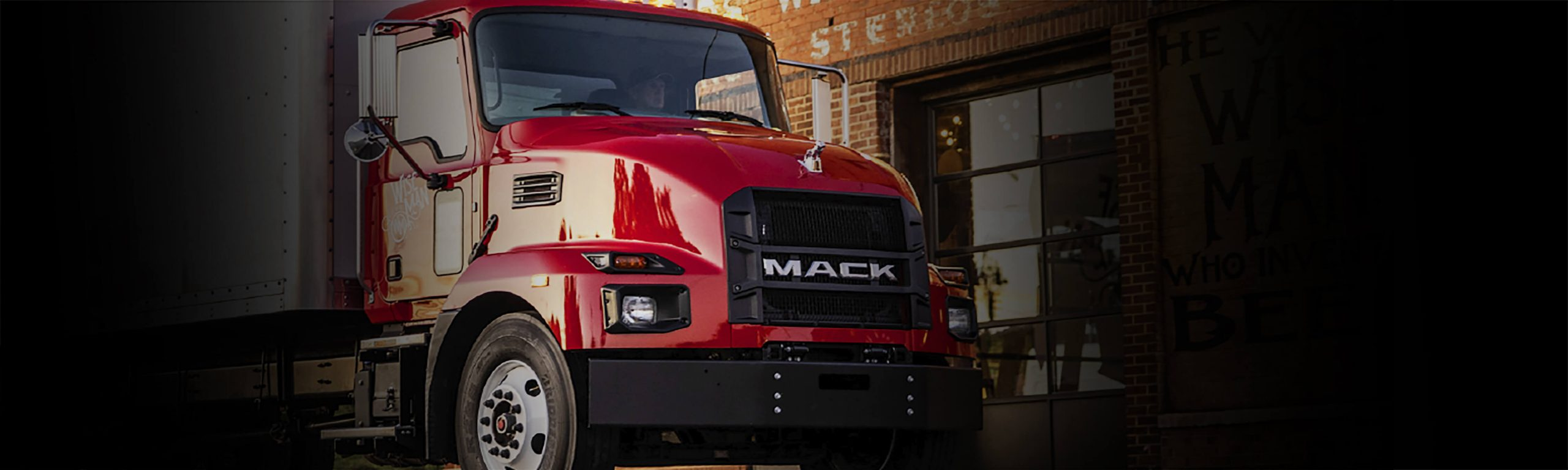 Mack MD Series